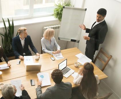 Lean Organisation Management